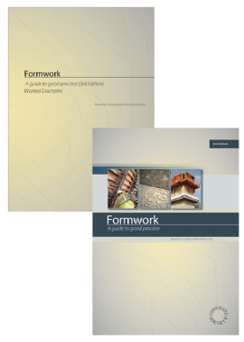 Formwork - a guide to good practice, 3rd edition
